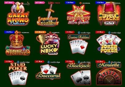 カジノジャンボリーゲーム